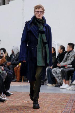 Sacai Menswear Fall Winter 2019 Paris41