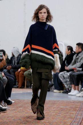 Sacai Menswear Fall Winter 2019 Paris43
