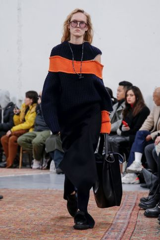 Sacai Menswear Fall Winter 2019 Paris47