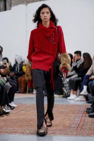 Sacai Menswear Fall Winter 2019 Paris54