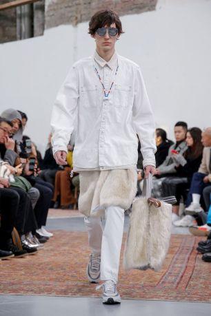 Sacai Menswear Fall Winter 2019 Paris58