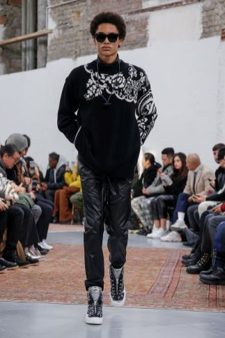 Sacai Menswear Fall Winter 2019 Paris61