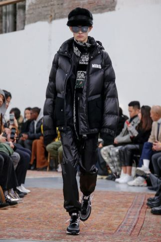 Sacai Menswear Fall Winter 2019 Paris63