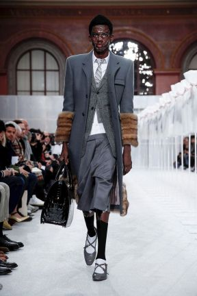 Thom Browne Menswear Fall Winter 2019 Paris1
