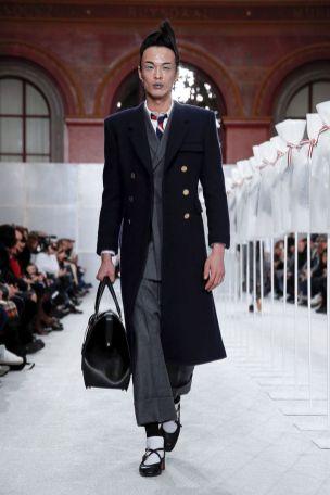 Thom Browne Menswear Fall Winter 2019 Paris10