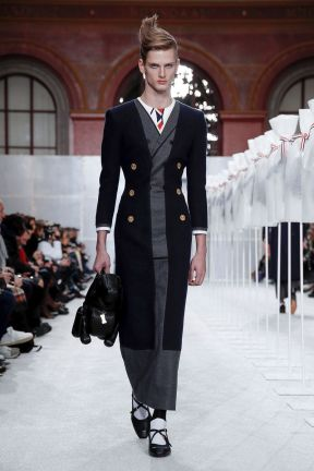 Thom Browne Menswear Fall Winter 2019 Paris11