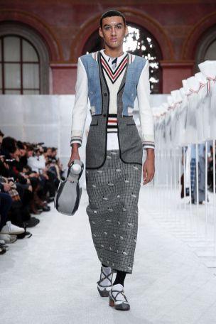 Thom Browne Menswear Fall Winter 2019 Paris20