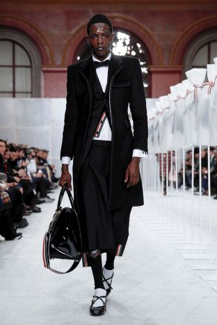 Thom Browne Menswear Fall Winter 2019 Paris28