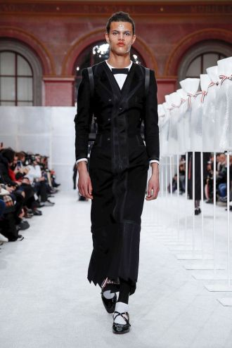 Thom Browne Menswear Fall Winter 2019 Paris29