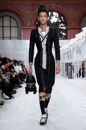 Thom Browne Menswear Fall Winter 2019 Paris32