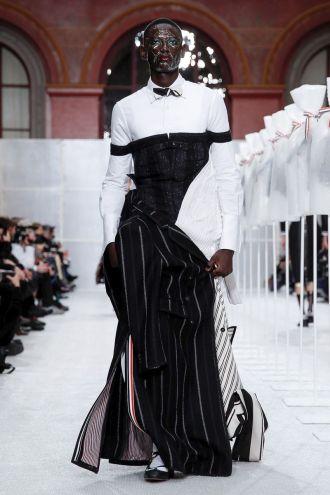Thom Browne Menswear Fall Winter 2019 Paris33
