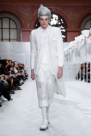 Thom Browne Menswear Fall Winter 2019 Paris37