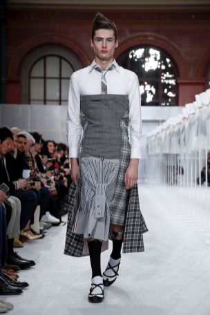 Thom Browne Menswear Fall Winter 2019 Paris6
