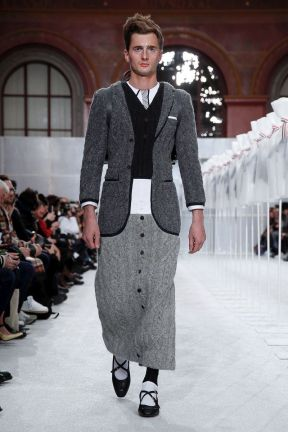 Thom Browne Menswear Fall Winter 2019 Paris8