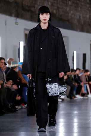 Valentino Menswear Fall Winter 2019 Paris13