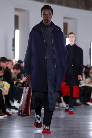 Valentino Menswear Fall Winter 2019 Paris23