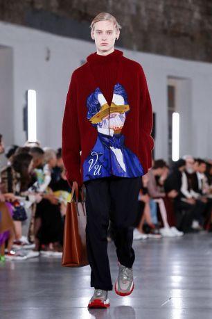 Valentino Menswear Fall Winter 2019 Paris25