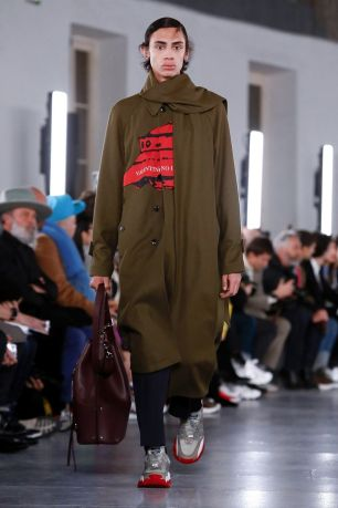 Valentino Menswear Fall Winter 2019 Paris34