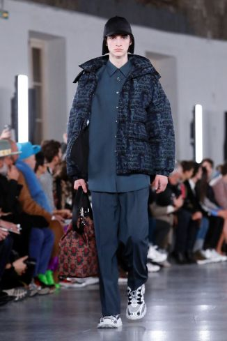 Valentino Menswear Fall Winter 2019 Paris37