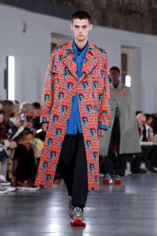 Valentino Menswear Fall Winter 2019 Paris49