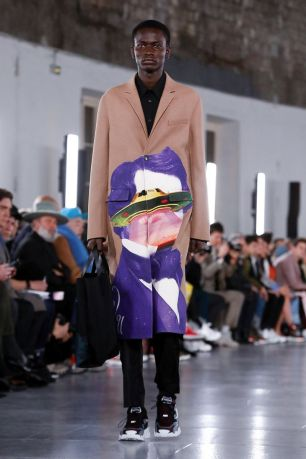 Valentino Menswear Fall Winter 2019 Paris5