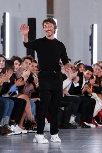 Valentino Menswear Fall Winter 2019 Paris50