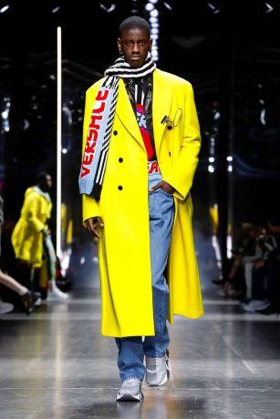 Versace Menswear Fall Winter 2019 Milan10