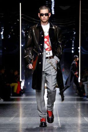 Versace Menswear Fall Winter 2019 Milan38