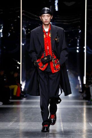 Versace Menswear Fall Winter 2019 Milan41