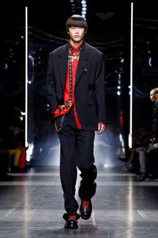Versace Menswear Fall Winter 2019 Milan43