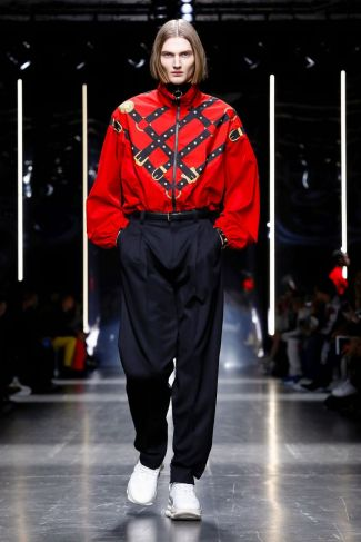 Versace Menswear Fall Winter 2019 Milan44