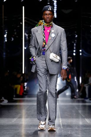 Versace Menswear Fall Winter 2019 Milan48