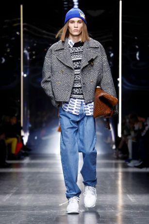 Versace Menswear Fall Winter 2019 Milan6