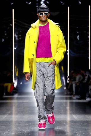 Versace Menswear Fall Winter 2019 Milan7