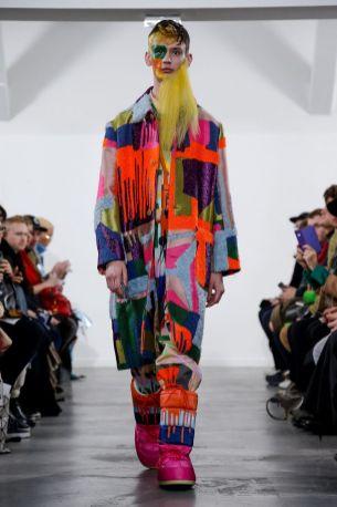 Walter Van Beirendonck Menswear Fall Winter 2019 Paris1