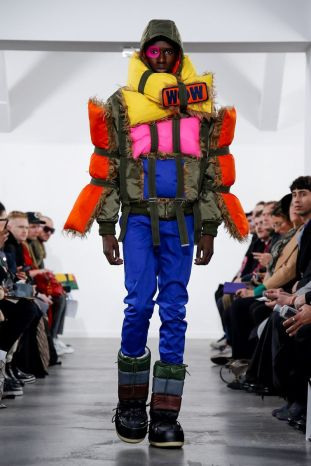 Walter Van Beirendonck Menswear Fall Winter 2019 Paris35