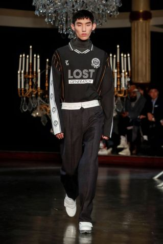 Wooyoungmi Menswear Fall Winter 2019 Paris25