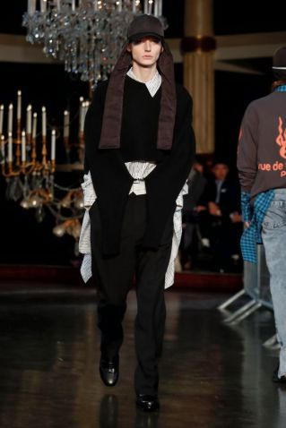 Wooyoungmi Menswear Fall Winter 2019 Paris26