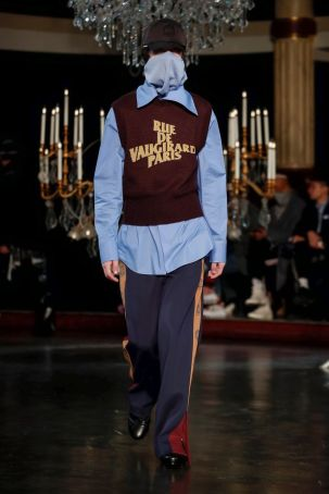 Wooyoungmi Menswear Fall Winter 2019 Paris32