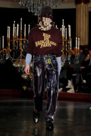 Wooyoungmi Menswear Fall Winter 2019 Paris35
