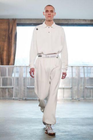 Xander Zhou Fall Winter 2019 London48