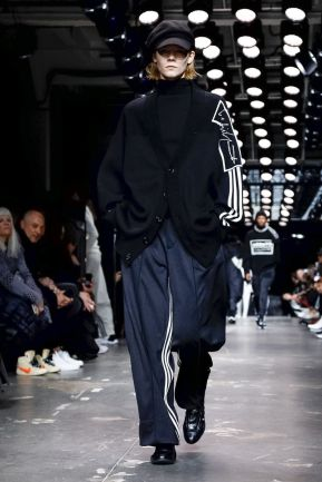 Y-3 Men & Women Fall Winter 2019 Paris10