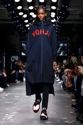 Y-3 Men & Women Fall Winter 2019 Paris20