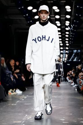 Y-3 Men & Women Fall Winter 2019 Paris23