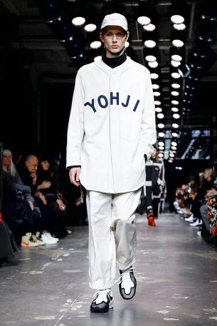 Y-3 Men & Women Fall Winter 2019 Paris23