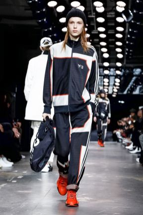 Y-3 Men & Women Fall Winter 2019 Paris24