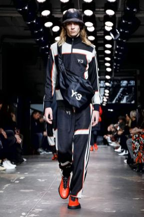 Y-3 Men & Women Fall Winter 2019 Paris25