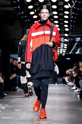 Y-3 Men & Women Fall Winter 2019 Paris26