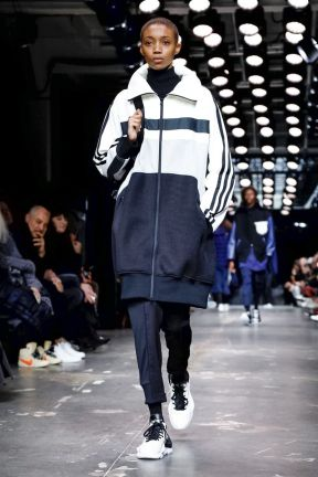 Y-3 Men & Women Fall Winter 2019 Paris27
