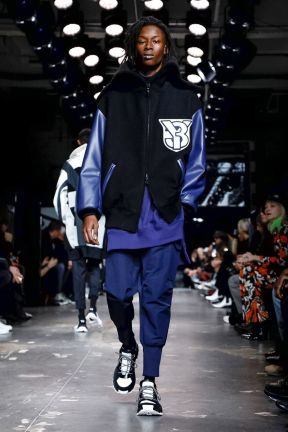 Y-3 Men & Women Fall Winter 2019 Paris28
